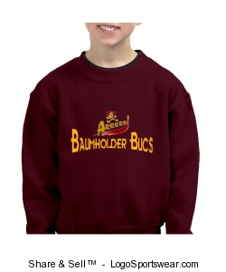 Youth Baumholder sweatshirt Design Zoom